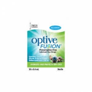OPTIVE FUSION UD SOLUZIONE OFTALMICA STERILE 30 FLACONCINI MONODOSE 0,4 ML