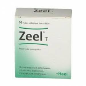 ZEEL T 10 FIALE 2,2 ML HEEL