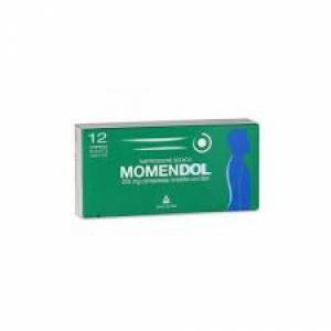 MOMENDOL 220 MG CAPSULA MOLLE 12 CAPSULE IN BLISTER PVC/PCTFE/AL