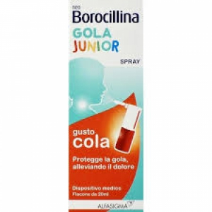 NEOBOROCILLINA GOLA JUNIOR SPRAY 20 ML