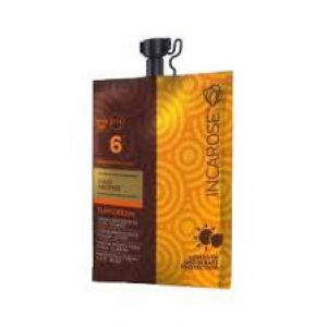 INCAROSE MAXI BRONZE SUN CREAM SPF6 50 ML