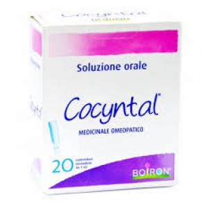 COCYNTAL SOLUZIONE ORALE MONODOSE 20 FIALE 1 ML