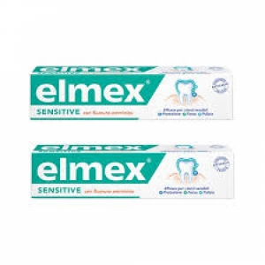 ELMEX DENTIF SENSITIVE 2 X 100 ML