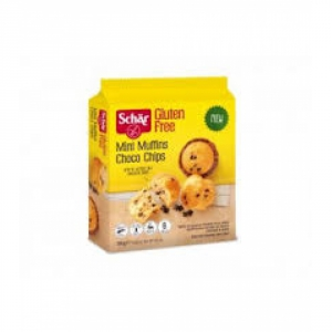 SCHAR MINI MUFFIN CHOCO CHIPS 240 G