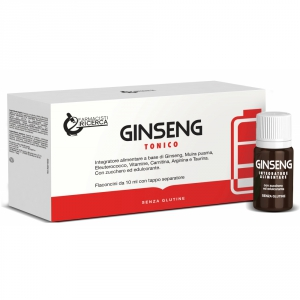 FPR GINSENG 10 FLACONCINI
