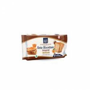 NUTRIFREE FETTE BISCOTTATE INTEGRALI 225 G