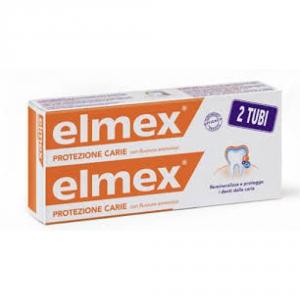 ELMEX PROTEZIONE CARIE 2 X 75 ML