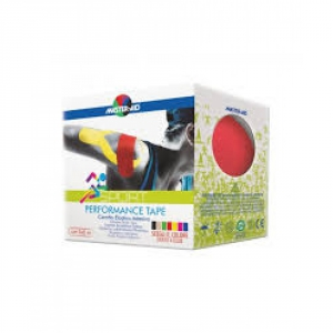 MASTER-AID S PERFORM GREEN TAPING NEUROMUSCOLARE 5 CM X 5 M