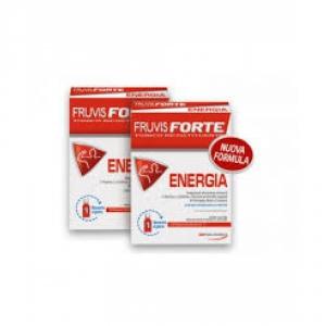 FRUVIS FORTE ENERGIA 10 FLACONCINI DA 10 ML