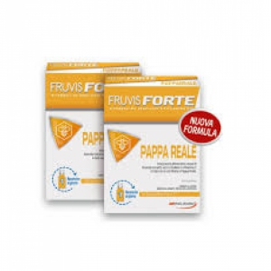 FRUVIS FORTE PAPPA REALE 10 FLACONCINI 10 ML