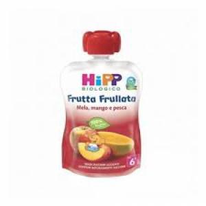 HIPP FRUTTA FRULLATA MELA/MANGO/PESCA 90 G