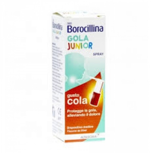 NEOBOROCILLINA GOLA JUNIOR SPRAY 20 ML COLA