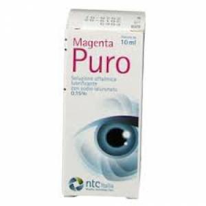 MAGENTA PURO GOCCE OCULARI 10 ML