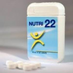 NUTRI 22 60 COMPRESSE