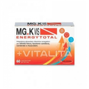 MGK VIS ENERGY TOTAL 60 CAPSULE MOLLI