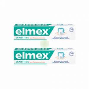 ELMEX SENSITIVE DENTIFRICIO BITUBO 2X75 ML