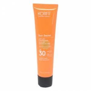 KORFF SUN SECRET FLUID LOTION PROTECTIVE ANTI AGE SPF30 100 ML