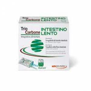 TRIOCARBONE INTESTINO LENTO 10 BUSTINE